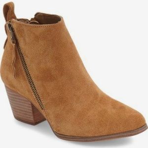 Sole Society Mira Suede Bootie